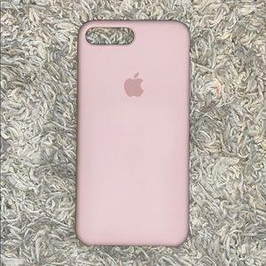 Accessories - iPhone 6/7/8 Plus Apple Silicone case